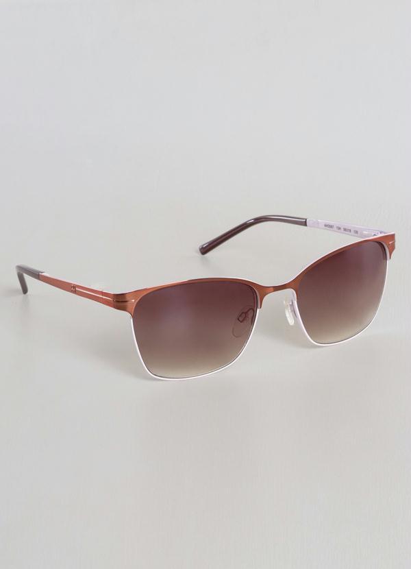 e9d62ee2e7df9 Multimarcas - Óculos de Sol Ana Hickmann Ah3067-13h Marrom - Multimarcas