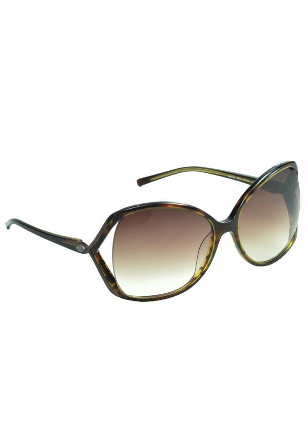 8f3917abff094 Multimarcas - Óculos de Sol Ana Hickmann Ah9106 Marrom - Multimarcas
