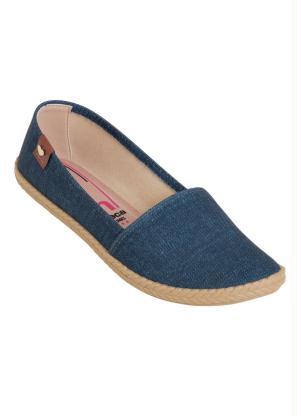 03742b222a produto Sapatilha Moleca Jeans com Elástico