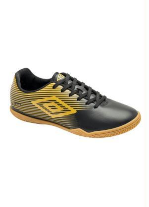 ab54d05f8e produto Umbro - Chuteira Umbro F5 Light Preto e Dourado