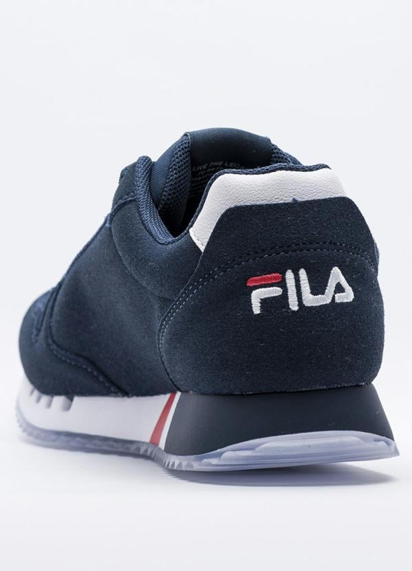 111c3e6938 Fila - Tênis Fila Classic 92 Azul Marinho