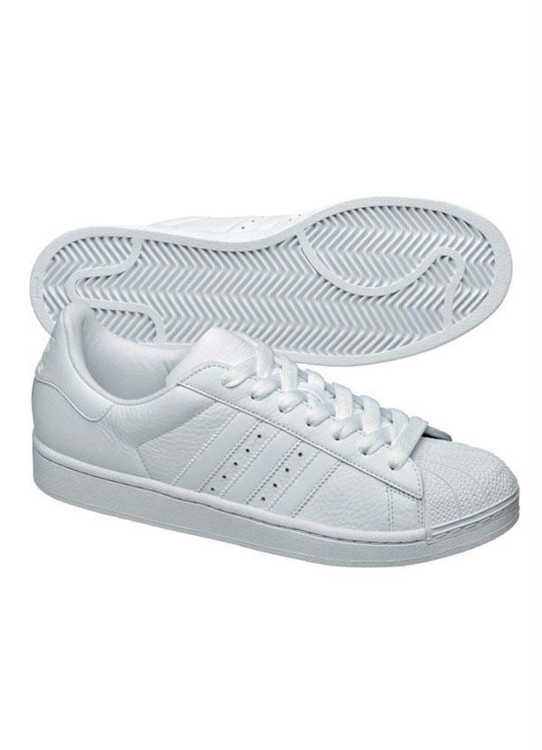 Tênis Feminino Adidas Star Ii Branco - Rally a760677cf8a1a
