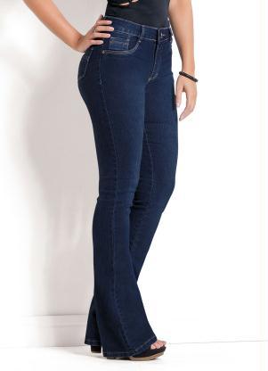 3139d9260 produto Sawary Jeans - Calça Jeans Sawary Azul Modelo Flare