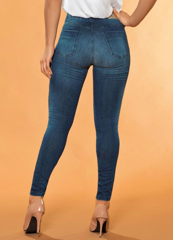 570b2a116 Sawary Jeans - Calça Hot Pants com Botões Sawary Jeans - Sawary Jeans