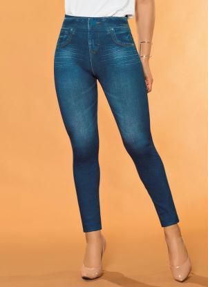 e1fa334b4 Calça Legging Feminina - Compre Online