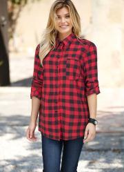 Camisa Vermelho