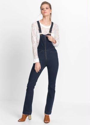 6dd4ecc44 Macacão jeans feminino | Compre no Posthaus