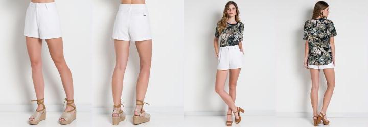 94976e8a1 Shorts Femininos - Compre Online | Posthaus