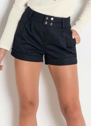 593c8ce7f0 Shorts Sarja Feminino - Compre Online
