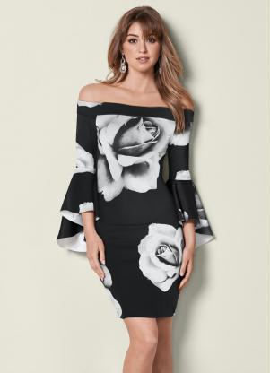 1da6553cd Vestidos Ciganinha - Compre Online | Posthaus