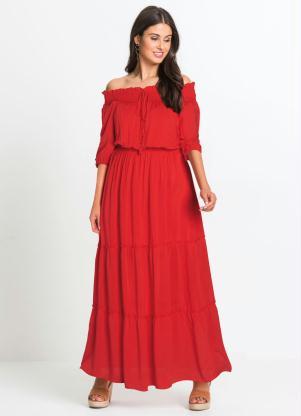 610c1898a Vestidos Longos Plus Size - Compre Online | Posthaus