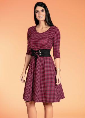 a77e3c7fc Vestidos Médios - Compre Online | Posthaus