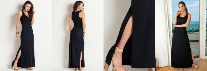 e0c0a18977f4 Vestidos de madrinha moda femenina Vestidos de noite longos