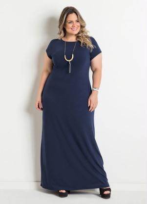 3a162b828 Vestidos Longos Plus Size - Compre Online | Posthaus