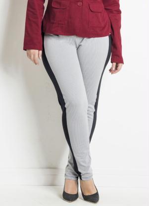 1ab5b9a9fe2f Calça Comfort Plus Size - Compre Online | Posthaus