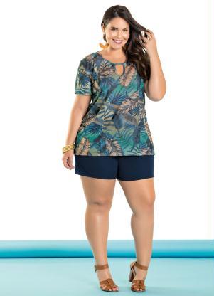 37eadc59ac Moda Plus Size feminina - Compre Online