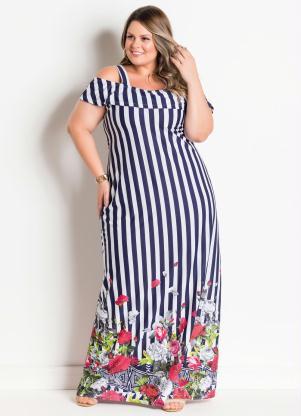 e8a83c898 Vestidos Longos Plus Size - Compre Online