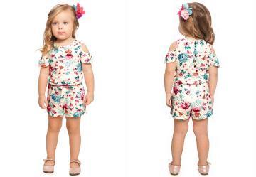 a9fa8b93c9fff2 Macacão Infantil Feminino - Compre Online   Posthaus