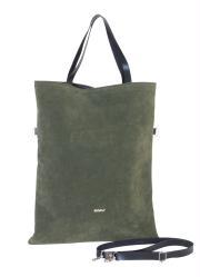 Bolsa com Duas Opções de Uso Verde Quintess 251162f7494