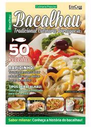 Revista Culinária Popular Bacalhau Ed.2