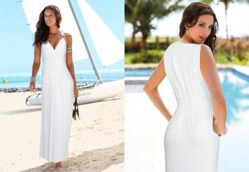eeb591b719 0.0 Vestido Longo Branco