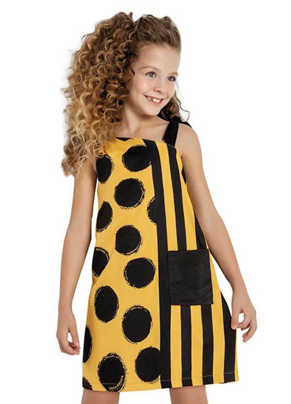 Lilica Ripilica - Vestido Amarelo