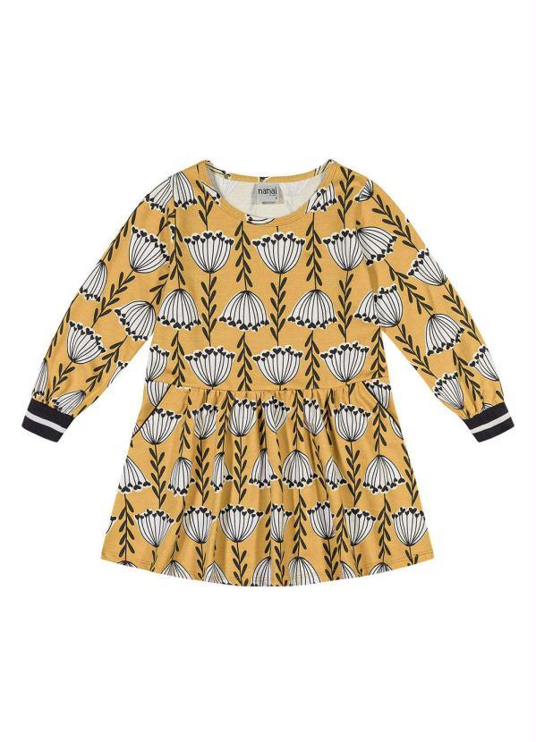 Nanai - Vestido Amarelo