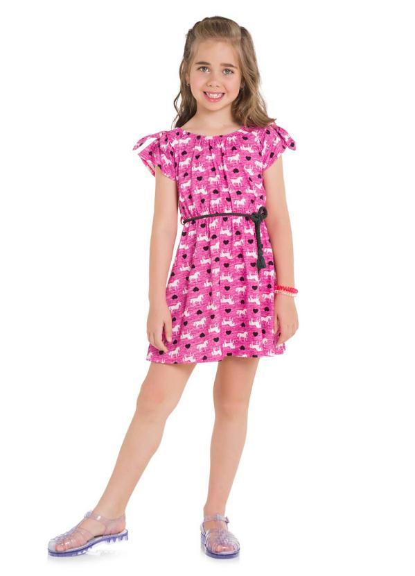 Kyly - Vestido Pink