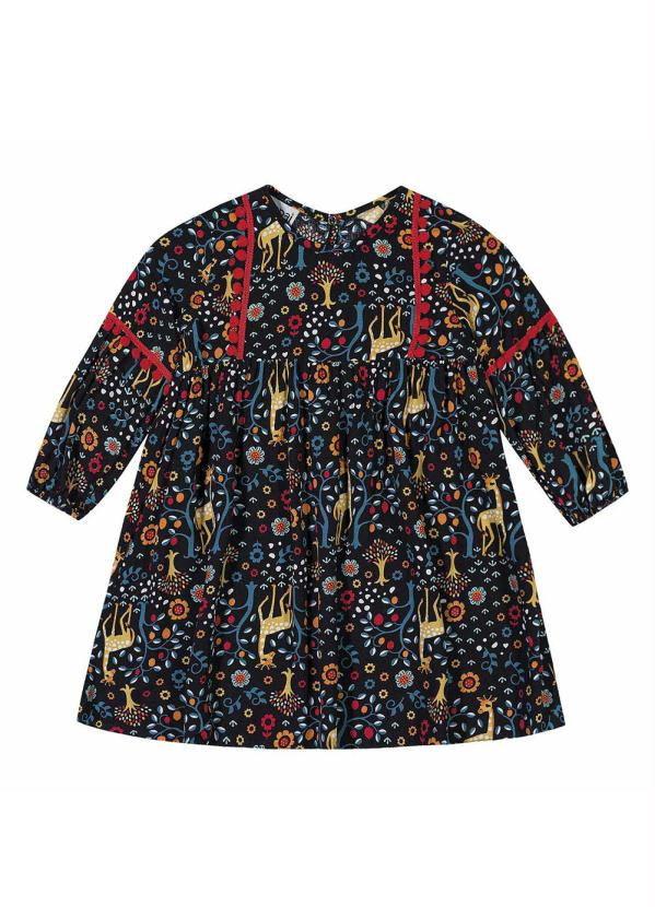Nanai - Vestido Preto