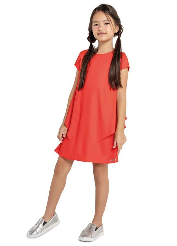 Lilica Ripilica - Vestido Vermelho